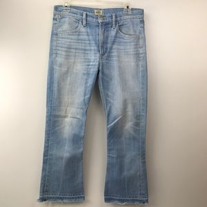 Citizens of Humanity Premium Vintage Cropped Jeans